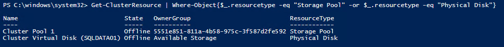 Powershell Script Failure_Adding VIrtaul Disk_State