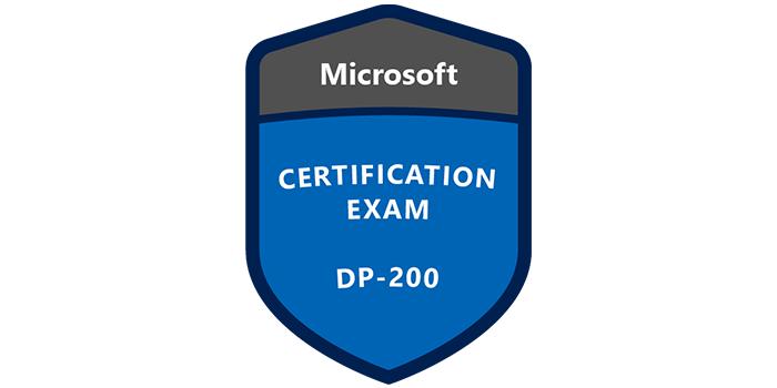 DP-200 exam image