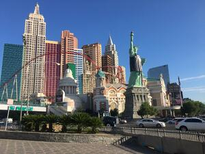 Microsoft Inspire took place in Las Vegas