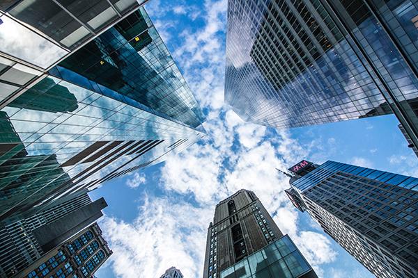 Skyscrapers - Jakub Gorajek