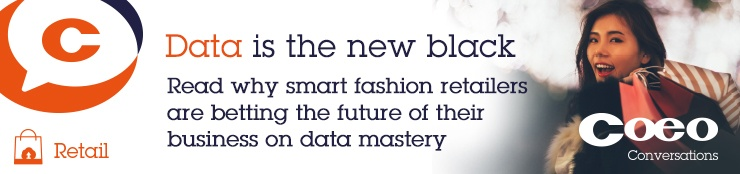 Read why smart fashion retailers are betting the future of their business on data mastery